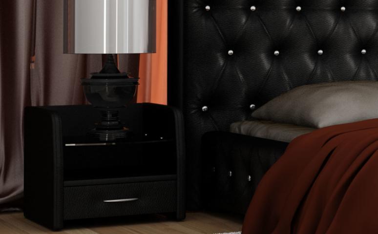 Кровать Letto 01