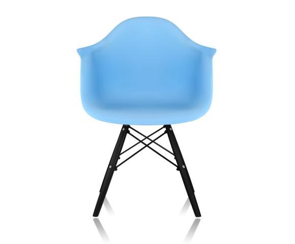 Стул-кресло Eames Style DAW BLUE